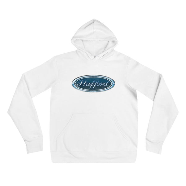 Alternative Hero - Stafford Unisex hoodie - White / S