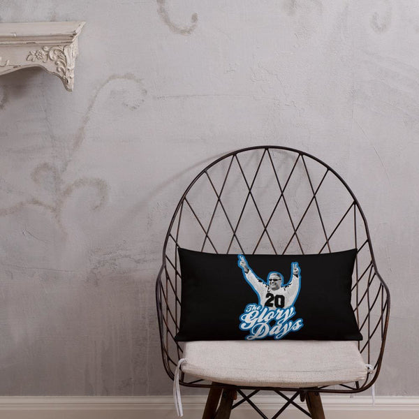 Alternative Hero - The Glory Days Premium Pillow - 20×12