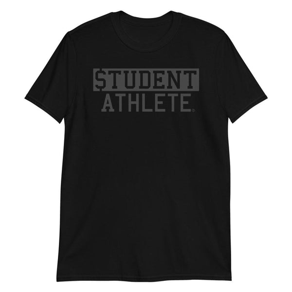 Alternative Hero - $tudent Athlete Basic Short-Sleeve Unisex