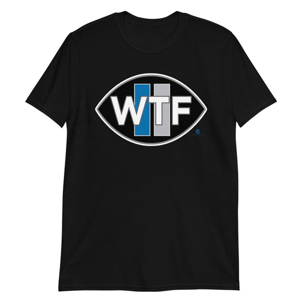 Alternative Hero - WTF Basic Short-Sleeve Unisex T-Shirt -