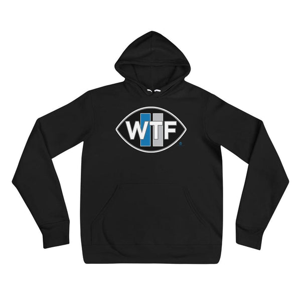 Alternative Hero - WTF Unisex hoodie - Black / S