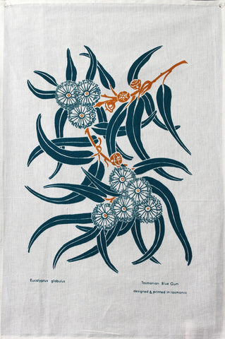BLUEGUM - Delightful Durable Cotton Tea Towel