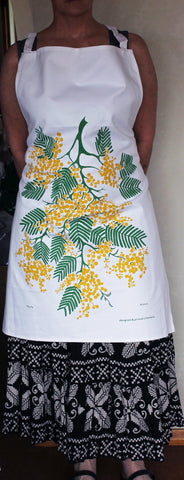Wattle - 100% Cotton Apron