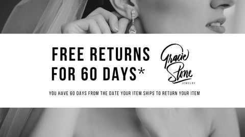 gracie stone engagement rings free returns for 60 days