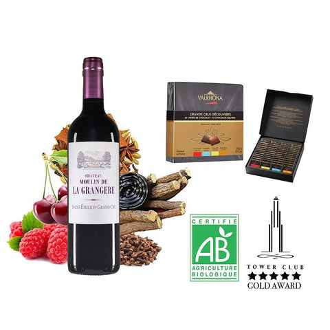 Mother's Day Wine Set Gift