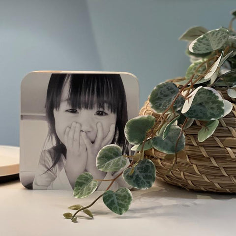 Mother's Day Wooden Photo Block