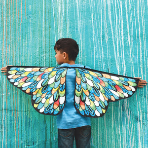 Design Your Own Bird Wings by Seedling