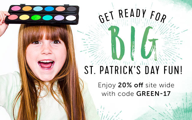 Seedling St. Patrick's Day Sale