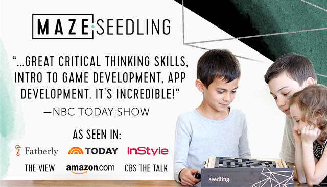 Seedling MAZE | Virtual Reality Experience