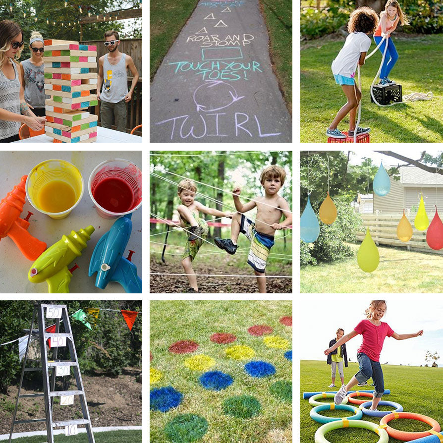 Best Backyard Games to Play this Summer #30daysofplay