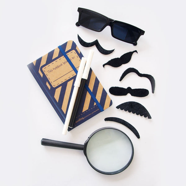 Top Secret Spy Kit