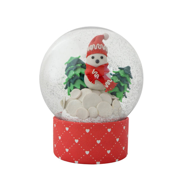 Let it Snow! Snow Globe