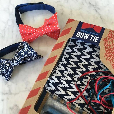 Make your own Bow Tie