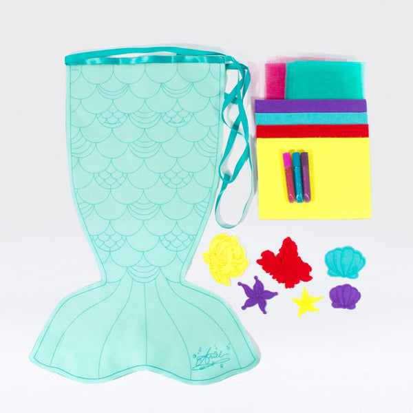 Disney's The Little Mermaid | Design Your Own Fintastical Mermaid Tail