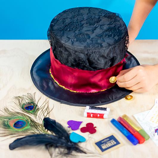Disney's Alice Through the Looking Glass | DIY Mad Hatter Hat