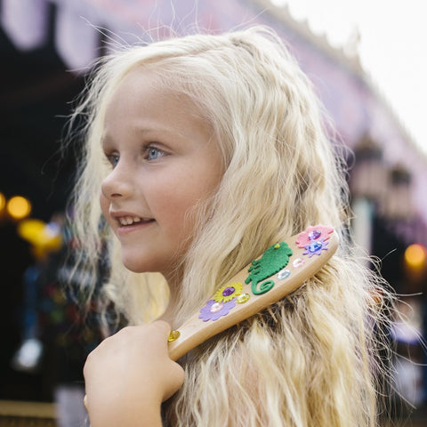 Disney's Tangled | Design Your Own Magical Hairbrush