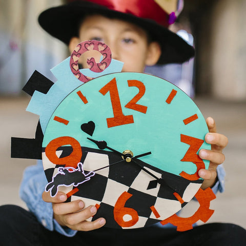 Disney's Alice Through the Looking Glass | Design Your Own Clock