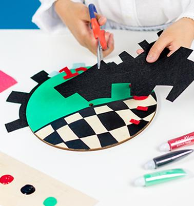 Design Your Own Disney Kit | Design Your Own Clock by Seedling