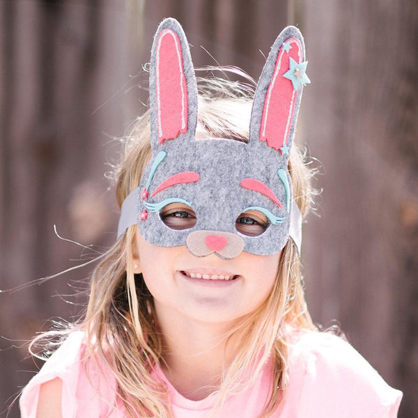 Create Your Own Bunny Mask