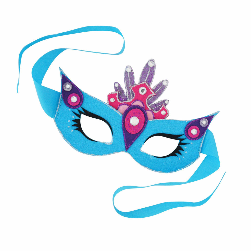 Create Your Own Princess Mask
