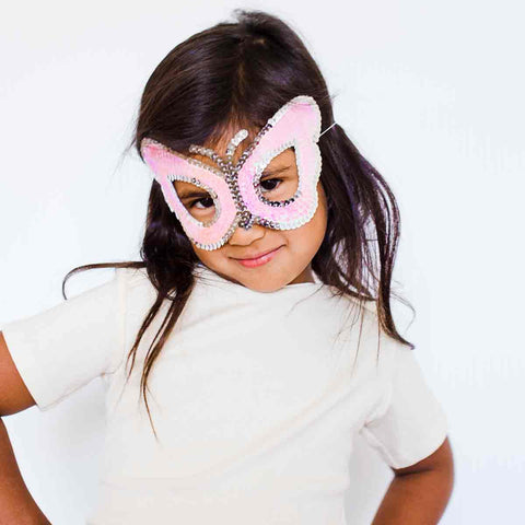 Love to Sparkle! Butterfly Mask