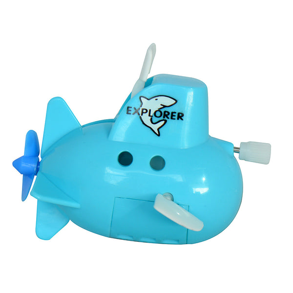 Wind up Expedition Submarine