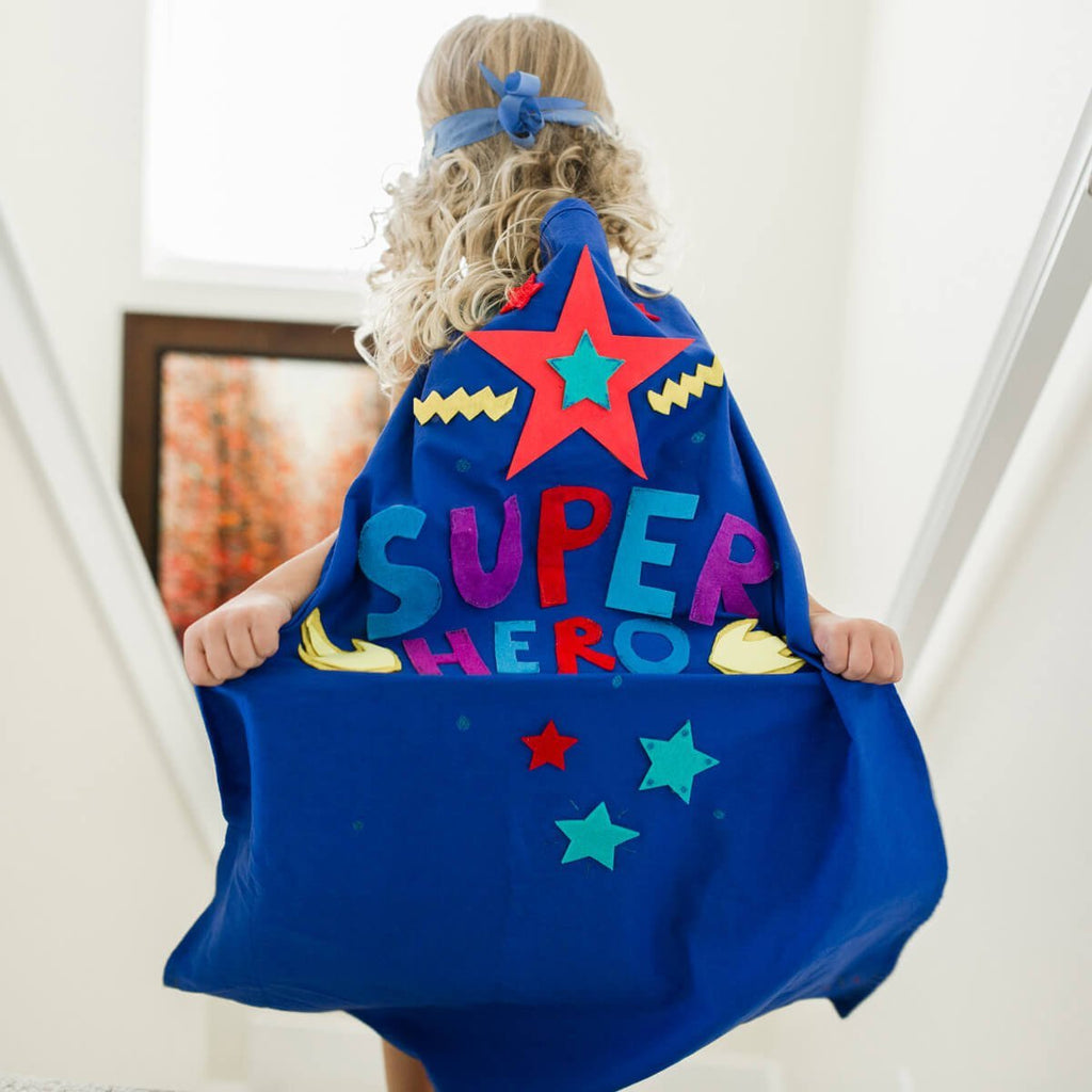 Kit Collection - Design Your Own Superhero Cape Lifestyle