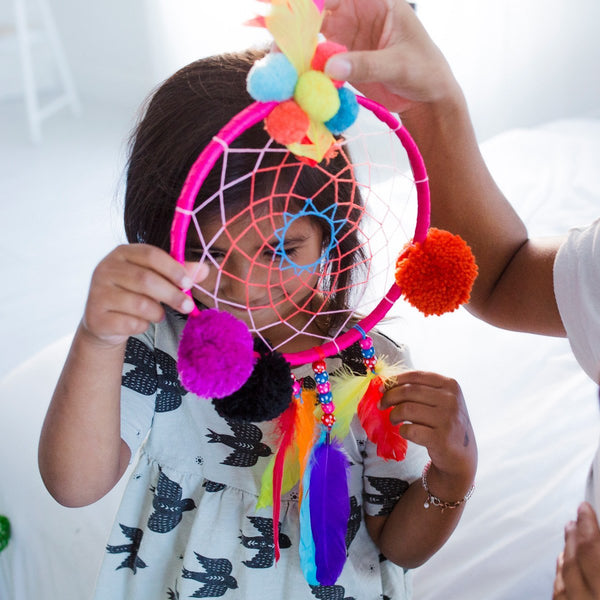 Make Your Own Dreamcatcher