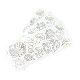 Enchanted Forest Glitter Stickers