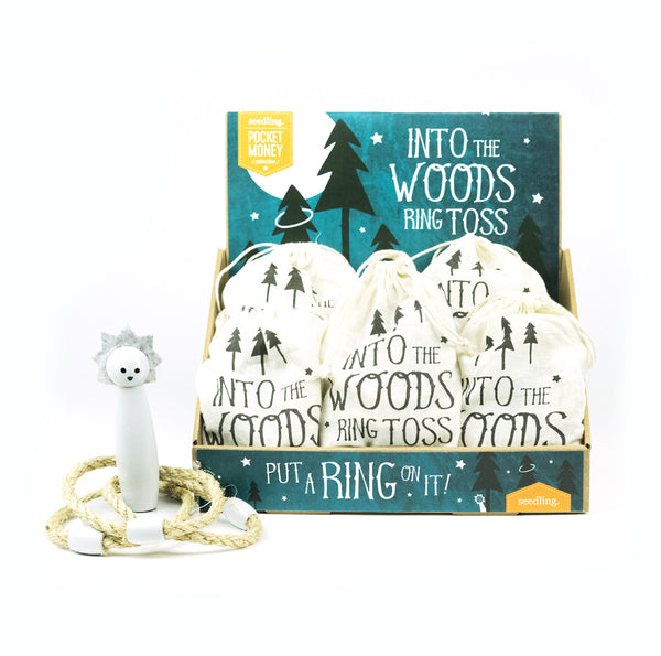 Into the Woods Ring Toss