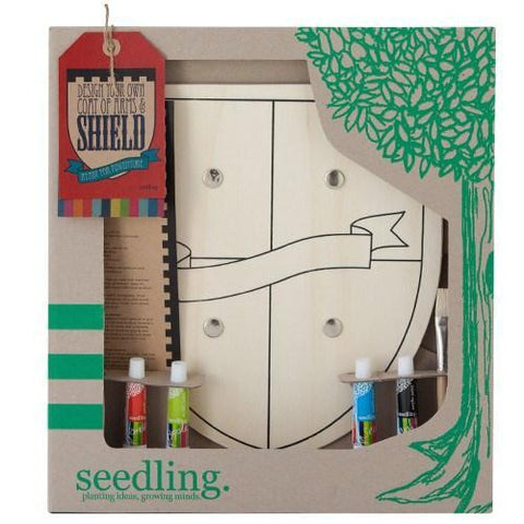 Design Your Own Wooden Shield