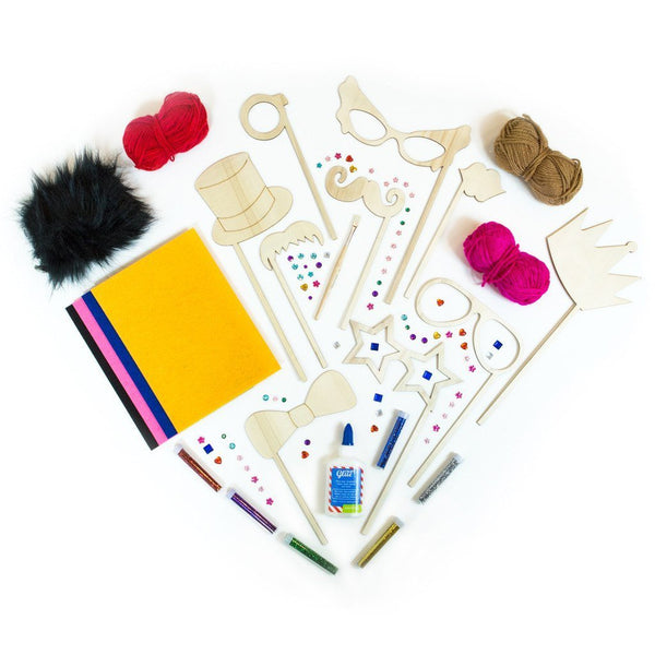 Kit Collection - Picture Perfect Photo Booth Props