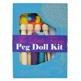 Kit Collection - The Little Fairy Peg Doll Kit