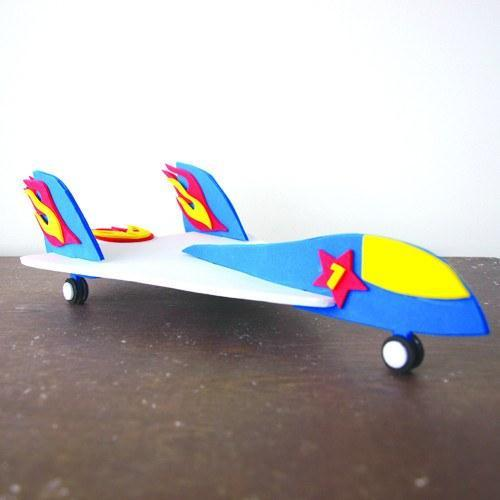 Kit Collection - The Ultimate Jet Plane Designer Kit