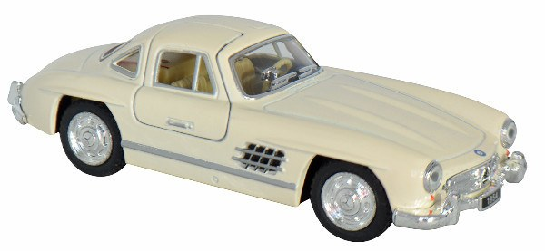 Pocket Money Collection - 1954 Mercedes-Benz 300SL Die-Cast