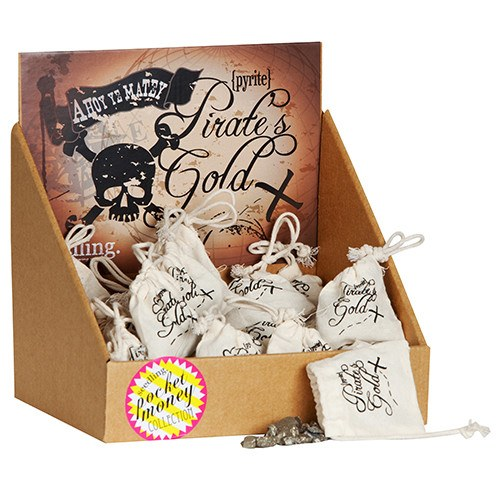Pocket Money Collection - Ahoy Ye Matey! Pirate Gold