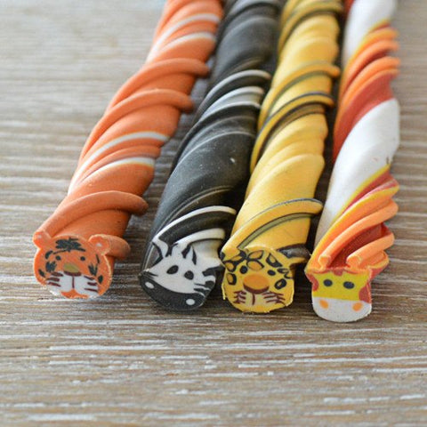 Animal Candy Eraser Stick