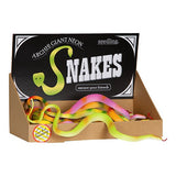 Pocket Money Collection - Arghh! Giant Neon Snakes
