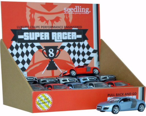 Pocket Money Collection - Audi R8 Racer
