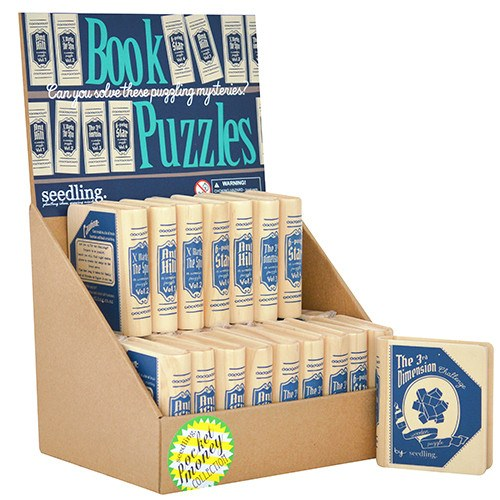 Pocket Money Collection - Book Puzzle Series