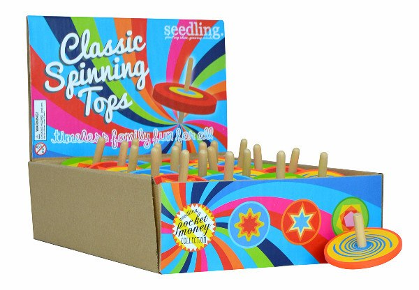 Pocket Money Collection - Classic Spinning Tops