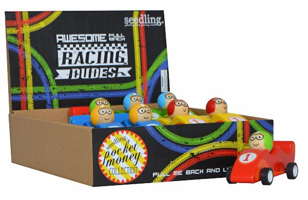 Pocket Money Collection - Classic Wooden Racers