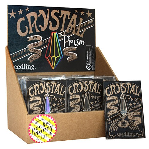 Pocket Money Collection - Crystal Prism