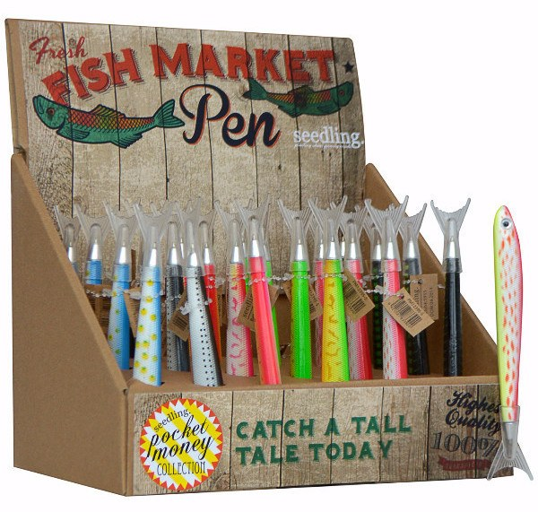 Pocket Money Collection - Fish Market Pen