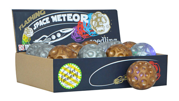 Pocket Money Collection - Flashing Space Meteor Ball