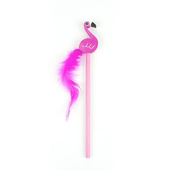 Pocket Money Collection - Flock Of Flamingos Pencil