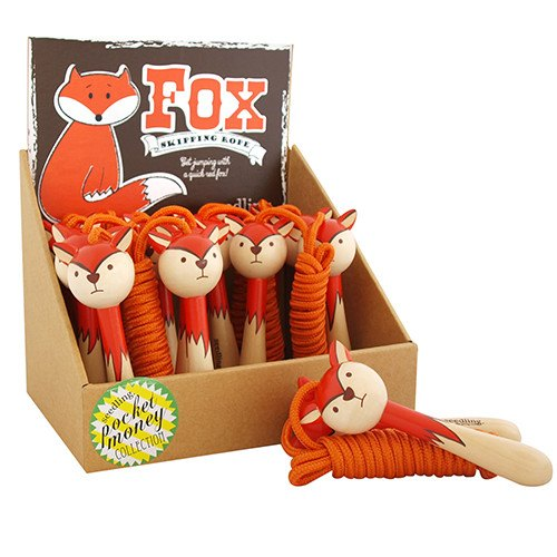 Pocket Money Collection - Fox Skipping Rope