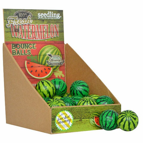 Fresh Watermelon Bounce Balls