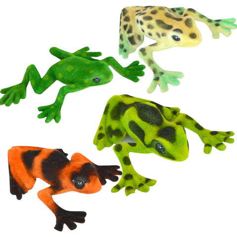 Furry Friendly Frogs