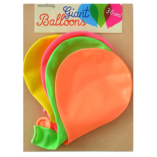 Pocket Money Collection - Giant Balloons - 14 In